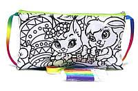 My Color Clutch клатч-пенал-раскраска