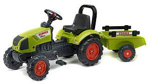 Детский трактор на педалях Falk 2040AB CLAAS Arion 410, фото 2