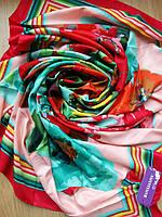Платок шелк в стиле Эрмес
