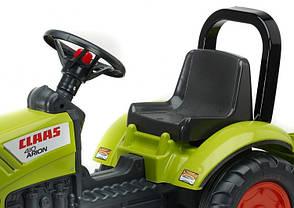 Детский трактор на педалях Falk 2040AB CLAAS Arion 410, фото 3