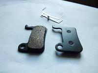 Тормозные колодки на дисковые тормоза SHIMANO - XTR, M665, 585, 595