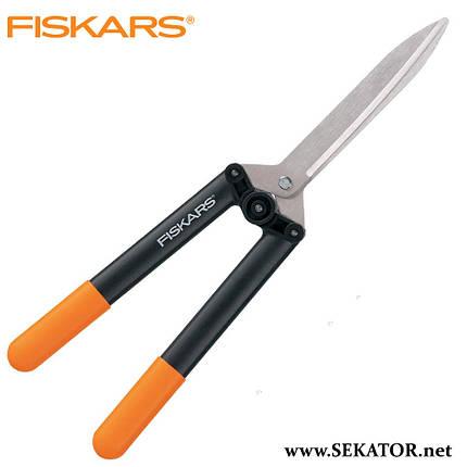 Ножиці для кущів Fiskars PowerLever (114750), фото 2