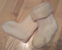 Шерстяная термовставка для зимней обуви