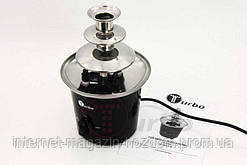 Шоколадный фонтан Turbo TV-660W (Г)