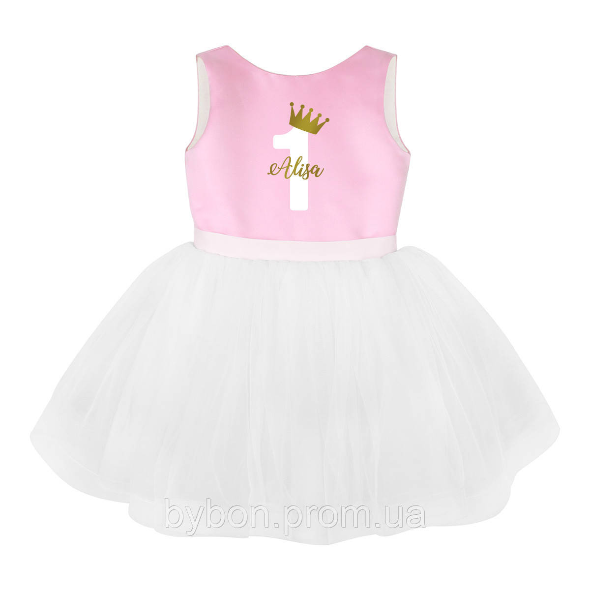 Платье Алессия Crown birthday