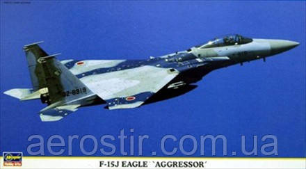 "Hasegawa 00636 F-15J Eagle ""Aggressor"" 1/72"
