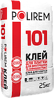 Polirem 101  Клей для плитки для внутренних и наружных работ