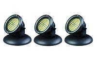 AquaKing LED-60 х 3 (PL5LED-3) - светильник для пруда, водопада и фонтана