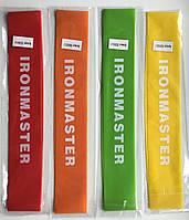 Комплект резинок для фитнеса, лента/эспандер/жгут. 4 штуки разного сопротивления