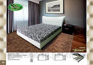 Кровать Диана 1,6м