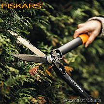 Ножиці для кущів Fiskars PowerGear (114790), фото 3