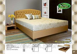 Кровать Монсерат 1,6м