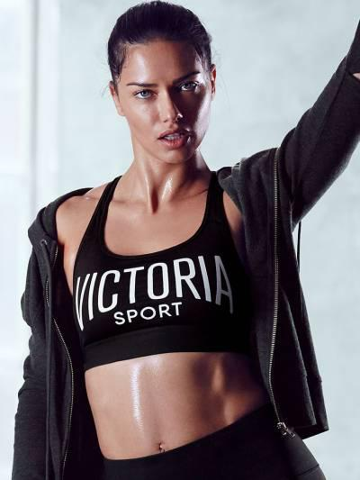 Victoria's Secret Спортивный топ Victoria Sport Logo Sport Bra