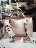 Женская сумка клатч кожа