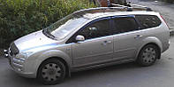 Дефлекторы окон ветровики на FORD Форд FOCUS II Wagon 2004-2011