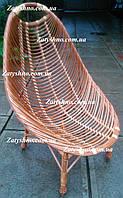 Кресло подвесное плетеное, фото 1