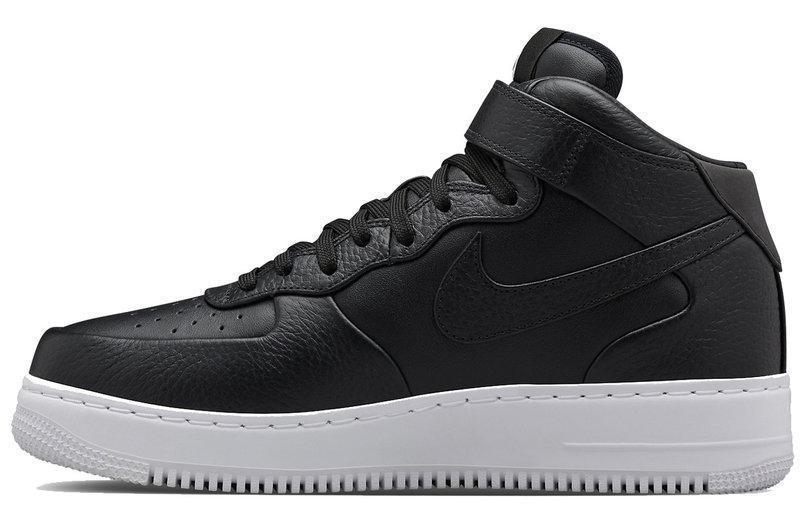 Мужские Кроссовки Nike Lab Air Force 1 Mid Leather — в Категории