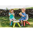 Стульчик со спинкой детский зеленый Smoby 880105, фото 5