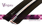 Дефлекторы окон ветровики на HYUNDAI ХУНДАЙ Хендай Elantra MD 2010-2015 сед, фото 3
