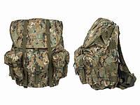 Рюкзак тактический станковый ZW-16