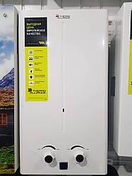 Колонка газовая Thermo Alliance JSD20-10CR 10 л дымоходная белая
