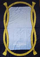 Пляжное полотенце 75*150 Dolce Gabbana
