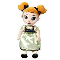 """Мягкая Кукла Анна 33 см,  """"Холодное сердце"""" Дисней/Disney"""