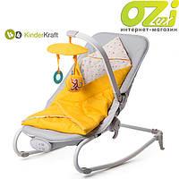 Кресло-качалка 2в1 FELIO марки Kinderkraft, фото 1