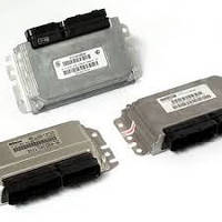 Контроллер BOSCH 21114-1411020-10 M7.9.7 ВАЗ 2111 объемом 1,6 л