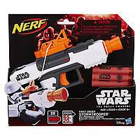 Бластер Штурмовика от Nerf - Stormtrooper Blaster, Star Wars Episode Vll, Hasbro