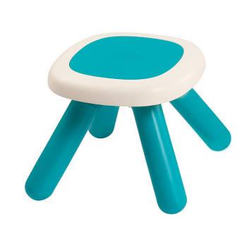 Стілець без спинки дитячий блакитний Smoby 880204