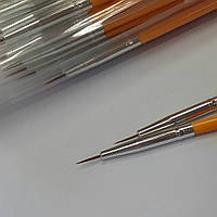Кисть 000 для рисования тонких линий