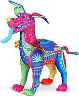 """Мягкая игрушка собачка мягкая Собака Пес Данте Алебрихе """"Тайна Коко"""" 46 см Дисней/Disney 1445859"""