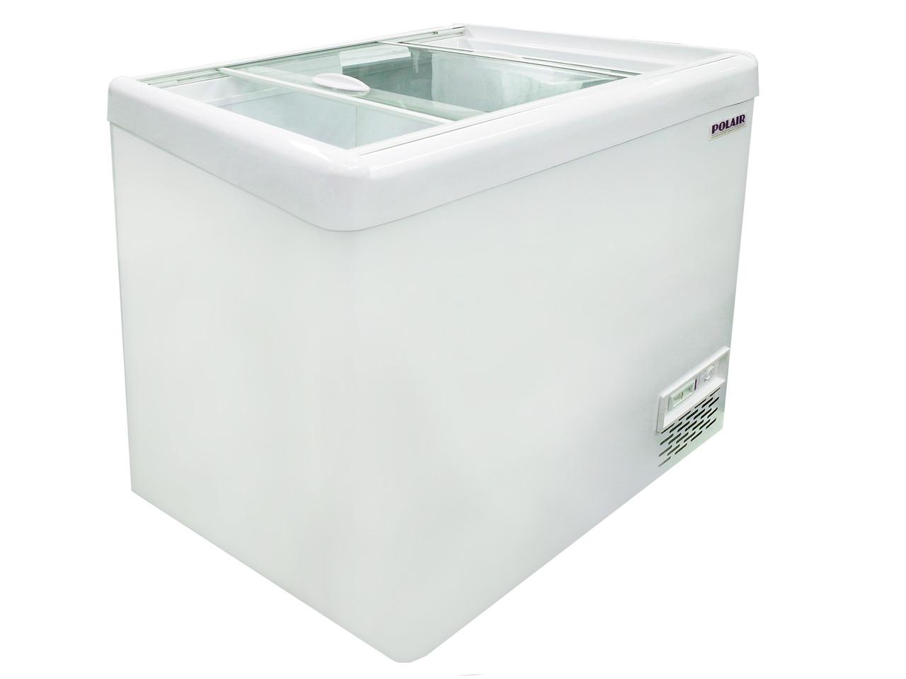 Морозильный ларь Polair DF 120 SF-S
