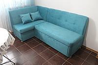 Диван кухонный со спальным местом (Голубой), фото 1
