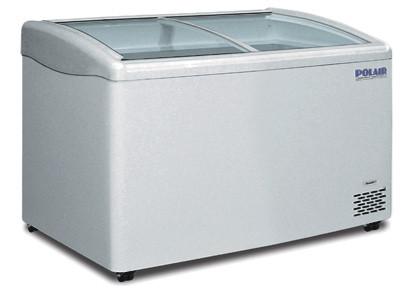 Морозильный ларь Polair DF 140 SC-S