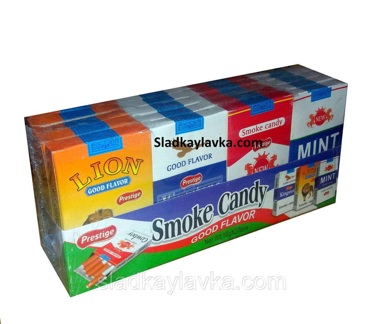 Жевательная резинка Smoke Candy 20 шт (Prestige)