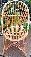 Плетеное кресло для балкона и лоджии