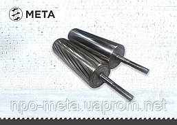 Валки станков вальцовых СВ-4, ВС-5, Б-400, Б6-МВА. Диаметр - 400