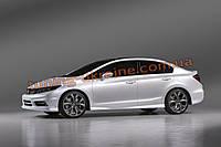 Спойлер на багажник для Honda Civic 2012-2015, фото 1