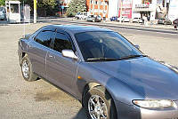 Дефлекторы окон ветровики на MAZDA Мазда Xedos 6 1994-2000