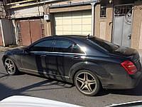 Дефлекторы окон ветровики на MERCEDES-BENZ MERCEDES Мерседес W221 S-klasse 2005-2013