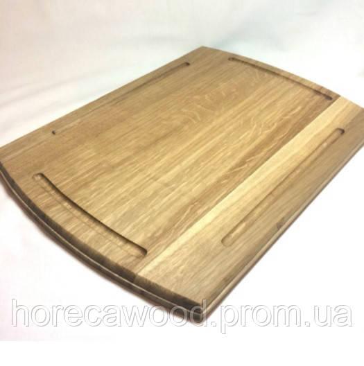 Доска деревянная для подачи 34 х 24 см