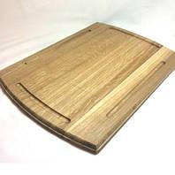 Доска деревянная для подачи 34 х 24 см, фото 1
