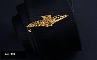 Зажим для галстука Сова