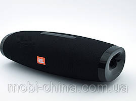 JBL Boost TV mini 20W копия, Bluetooth колонка с FM MP3, черная, фото 2