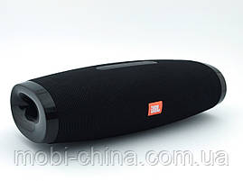 JBL Boost TV mini 20W копия, Bluetooth колонка с FM MP3, черная, фото 3