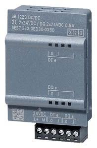 Сигнальная плата дискретного ввода-вывода SB 1222 для Siemens Simatic S7-1200 - 6ES7222-1AD30-0XB0