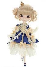 Пуллип Мидори синее королевское платье