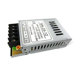 Блок питания 2А 24W 12V COMPACT негерметичный